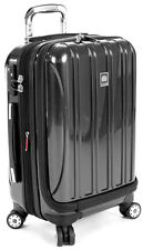 Delsey Helium Aero International Carry On Expandable Spinner Luggage - Titanium