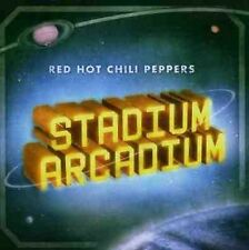 Red Hot Chili Peppers - Stadium Arcadium - 2 CD Neu Dani California Desecration