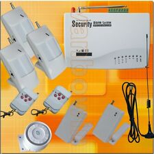 315MHz Wireless GSM Cell Phone Home Security Burglar Alarm System Auto Dialer