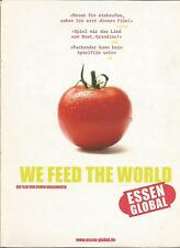 We Feed the World - Essen global / DVD #11449