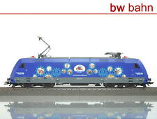 Roco H0 63729 E-Lok BR 101 der DB AG - 50 Jahre THW Werbelok Neu