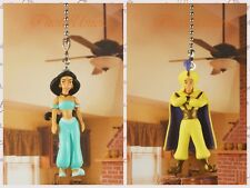 Disney Aladdin Jasmine 1001 Nights Ceiling Fan Pull Light Lamp Chain Decor 272HJ