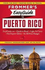 Easy Guides: Frommer's EasyGuide to Puerto Rico by John Marino (2015, Paperback)