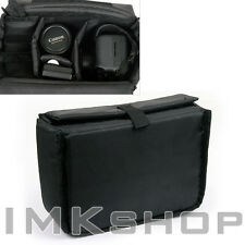 NEW MATIN Camera Insert Extendable Partition Padded Bag (M) for DSLR SLR Lens