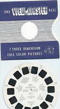 1609 Florence II Italy 1955 View-master Reel Made in Belgium Sawyer's