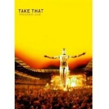 "Take THAT ""Progress Live"" BLU-RAY NUOVO"