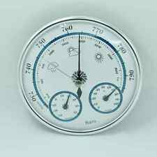 Wall-mounted Air Household Precision Thermometer Hygrometer Barometer