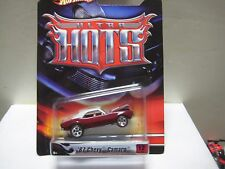 HOT WHEELS 2008 ULTRA HOTS SERIES W/ REAL RIDERS '67 CHEVY CAMARO
