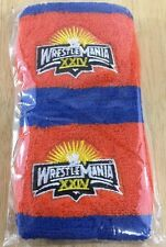 Wrestlemaina XXIV 2008 Orlando Florida John Cena Wristbands Wwe Sealed Package