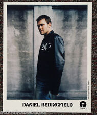 "DANIEL BEDINGFIELD : PROMO Photo 8"" x 10"" Picture / Poster - ISLAND RECORDS"