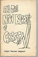 All The New Blades of Grass Roger Lauren Tappert SC