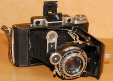 MOSKVA-4  FAMOUS Medium format Vintage camera with FRAME 6x6cm.  KMZ #5648772