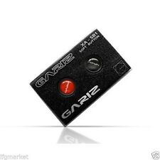 New Gariz Concave Type Camera Soft Button XA-SB1(Black/Red) For Digital Camera