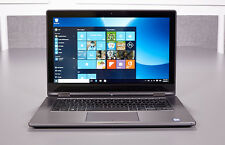 """DELL Inspiron 13 7000 13.3"""" FHD i7-6500U Touch 8GB 256GB SSD 2 in 1 Laptop 2016"""