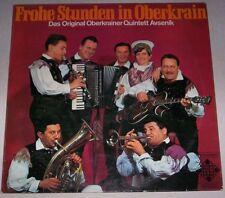 AVSENIK - FROHE STUNDEN IN OBERKRAIN - LP - Vinyl - TELEFUNKEN DISCOTON 92 262