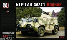 "Véhicule blindé Soviétique GAZ Série 39 ""VODNIK"" - Kit Voka-Gran 1/72 n° 7214"