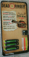 DEAD RINGER No Fly Zone Accu-Bead Extreme Universal Sights #08439