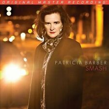 Patricia Barber Smash ltd 180g vinyl LP NEW sealed