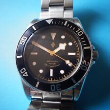Montre plongée automatique SEIKO 7S26-050 BLACK BAY (rare SKX diver's watch)