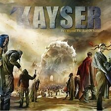 Iv : Beyond The Reef Of Sanity - Kayser (2016, CD NEUF)