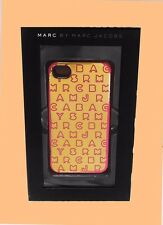 MARC by Marc Jacobs Metallic Gold Signature iPhone 4/4s Cover Case Msrp $38