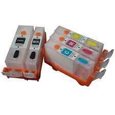 For CANON MP640 MP620 MP560 MX870 MX860 refillable ink cartridge PGI-220 CLI221
