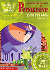 Activities for Teaching Persuasive Writing for Ages 9-11 (Writing Guides),GOOD B