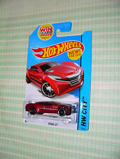 2014 Hot Wheels  HW City Ryura LX  #5/250 win logo