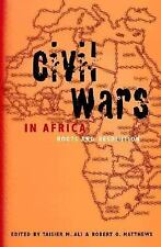 Civil Wars in Africa: Roots and Resolution-ExLibrary