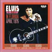 Elvis Presley - ELVIS IN FLORIDA  - FTD 130 New / Sealed CD