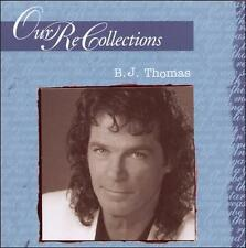 Our Recollections by B.J. Thomas (CD, Word Distribution)