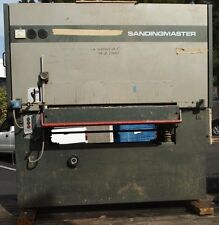 Sandingmaster SCSB-1100 Wide Belt Sander (Woodworking Machinery)