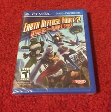 Earth Defense Force 2: Invaders from Planet Space (PlayStation Vita) 2015