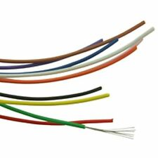 10/0.1mm Hookup Stranded Circuit Wire Red (10 Metres)