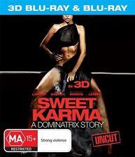 Sweet Karma - Dominatrix Story 3D : NEW Blu-Ray 3-D