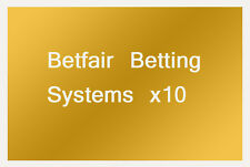 Learn How to Make Money on Betfair - 10 Winning Betting System Guides!