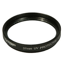 Tiffen 37mm UV lens filter for Panasonic Lumix G X Vario PZ 14-42mm f/3.5-5.6