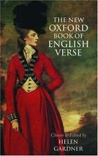 The New Oxford Book of English Verse, 1250-1950 (Oxford Books of Verse-ExLibrary