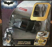 Batman The Dark Knight Shift Attack Sports Coupe Mattel 2008
