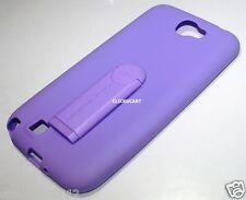 360°Rotate Silicone Case With Screen Protector For Samsung Galaxy Note 2 N7100