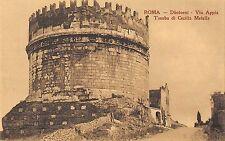 BG34607 dintorni via appia tomba di cecilia metella italy  roma