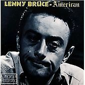 Lenny Bruce - American (2013)NEW SEALED CD FATHER BRUCE OF GRACE SLICK SONG FAME