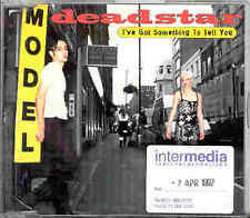 Deadstar I've Got Something 1997 CDS Britpop Powerpop