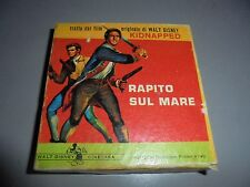 RAPITO SUL MARE SUPER 8 8mm B.N. KIDNAPPED WALT DISNEY