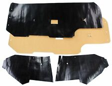 Mustang Door Panel Watershields Convertible 1971 1972 1973 - Repops
