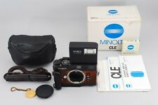 【Excellent+++++】 MINOLTA CLE BODY From Japan #2174