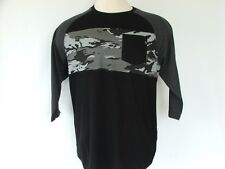 "Metal Mulisha 3/4 Sleeve Tee Shirt ""Rags to Riches""Large- Half Price! - BNWT"