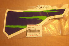 KAWASAKI ZX9R  ZX-9R  ZX900  C.1996  GENUINE NOS LOWER COWL DECAL - # 56061-1629