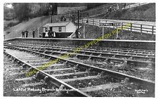 Holywell Town Railway Station Photo. Holywell Junction Line. L&NWR (8)