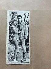 H1-1 ephemera 1967 picture the slave girls hammer latimer and edina ronay B